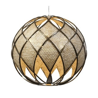 Varaluz Argyle 5-light New Bronze Pendant