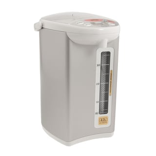 Zojirushi Micom Electric 4-Liter Water Boiler and Warmer - Champagne Gold