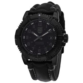 Luminox Men's Mariner 6251BO Black Watch