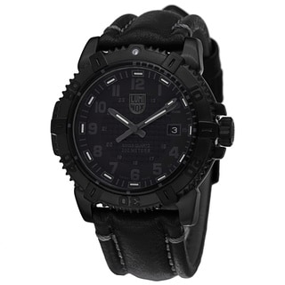 Luminox Men's A.6251.BO 'ModernMarine' Black Dial Black Watch