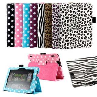 Gearonic Folio PU Leather Case Cover for 2013 New Kindle Fire HDX 7
