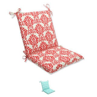 Pillow Perfect 'Luminary' Squared Corners Outdoor Chair Cushion