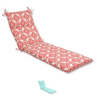 Pillow Perfect 'Luminary' Outdoor Chaise Lounge Cushion