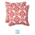 Pillow Perfect 'Luminary' Outdoor 18.5-inch Throw Pillows (Set of 2)
