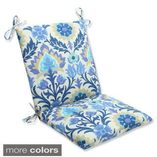 Pillow Perfect 'Santa Maria' Outdoor Squared Corners Chair Cushion