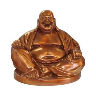 Bronze Happy Buddha Statue (Vietnam)