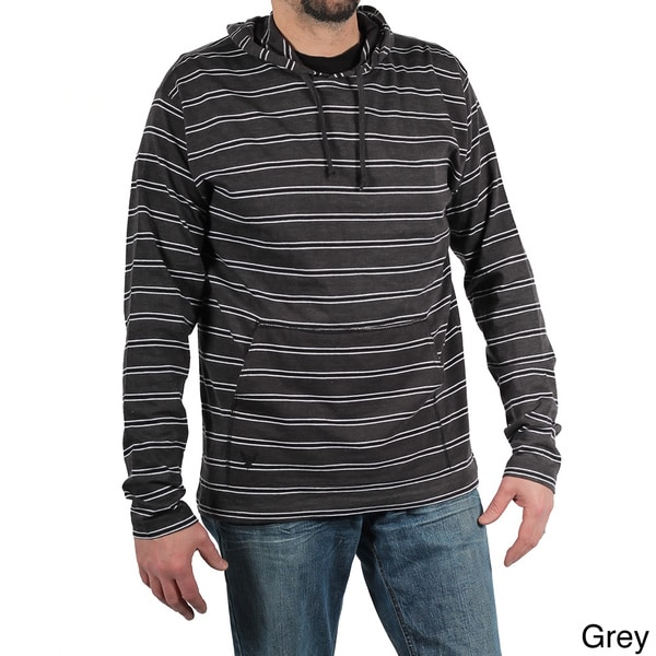 Company 81 Men's Striped Knit Hoodie