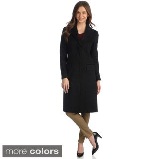 Hathaway Women's Italian-made Cashmere Coat
