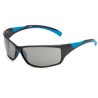 Bolle Men's 'Speed' Shiny Anthracite Sport Sunglasses