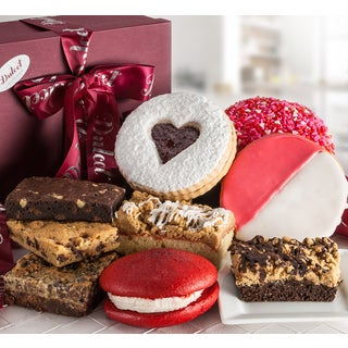 Dulcet's Grand Valentine's Signature Bakery Gift Basket