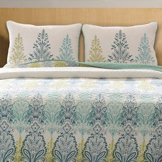 Bombay Cotton 3-piece Quilt Set