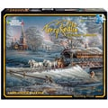 Morning Frost Puzzle Terry Redlin 1000 Pieces