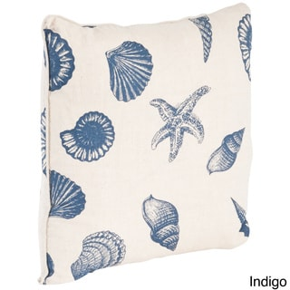 Nautical Design Down-filled Throw Pillow