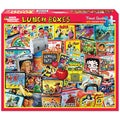 White Mountain Puzzles Lunch Boxes 1000 Pieces