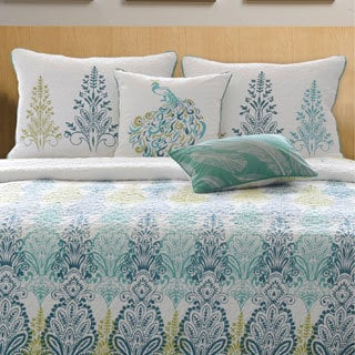 Bombay Bonus 5-piece Quilt Set