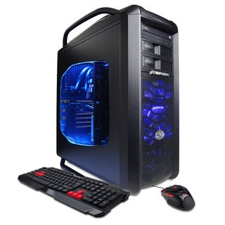 CyberPowerPC Gamer Supreme SLC6800 w/ Intel i7-4770k 3.5 GHz Liquid Cooled Gaming Computer