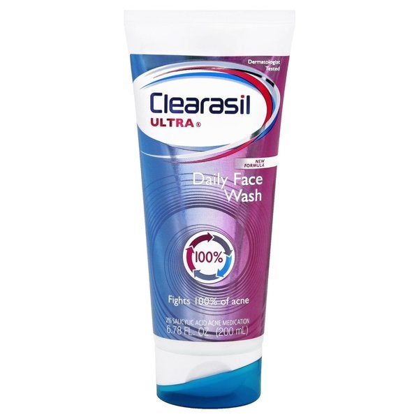 Clearasil Ultra Daily 6.78-ounce Face Wash