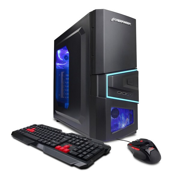 CyberPowerPC Gamer Ultra GUA470 AMD A6-6400K 3.9GHz Gaming Computer