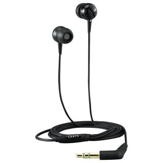 Sennheiser CX475 In Ear Black Headphones