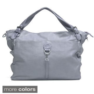 J. Furmani Pastel Front-pocket Tote Bag