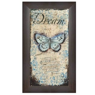 Cassandra Cushman 'Dream' Framed Wall Art