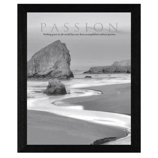 Dennis Frates 'Passion' Framed Wall Art