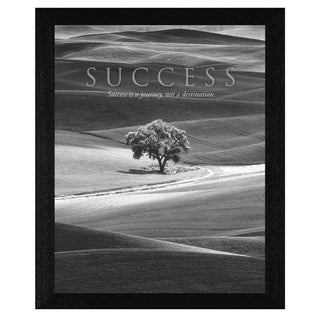 Dennis Frates 'Success' Framed Wall Art
