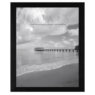 Dennis Frates 'Goals' Framed Wall Art