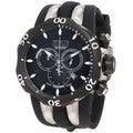 Invicta Men's 'Reserve Venom' Chronograph Black Watch