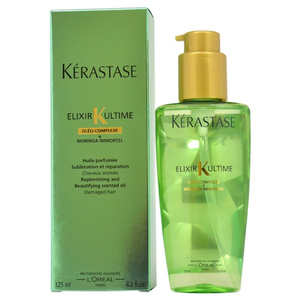 Kerastase Elixir K Ultime 4.2-ounce Replenishing Hair Oil