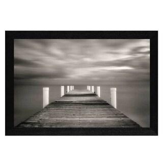Dennis Frates 'Calm Surrender' Framed Wall Art