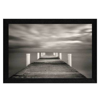 Dennis Frates 'Calm Surrender' Framed Wall Art