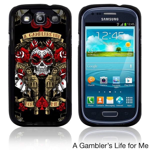 Samsung Galaxy 3 Rubber Cover/ Case