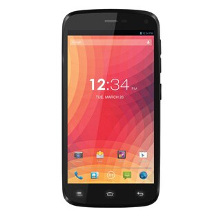 BLU Life Play X L102a Unlocked GSM Black Dual-SIM Android Cell Phone