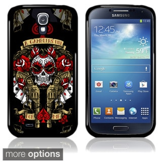 Samsung Galaxy S4 Decorative Rubber Cover