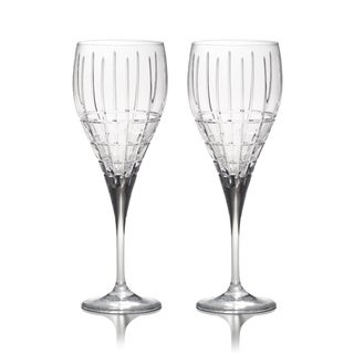 Mikasa Avenue 11.5-ounce Goblets (Set of 2)