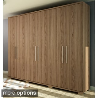 Manhattan Comfort 'Chelsea' 6-door Wardrobe