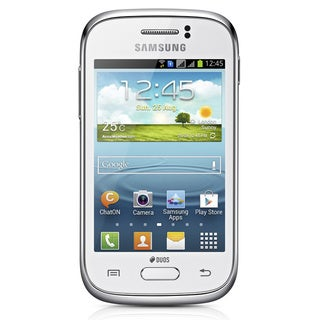 Samsung Galaxy Young S6310 GSM Unlocked White Android Phone (Refurbished)