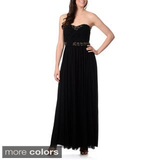 Decode 1.8 Women's Sweetheart Neckline Gown