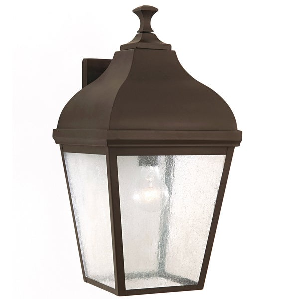 Terrace 1-light Oil-rubbed Bronze Outdoor Lantern