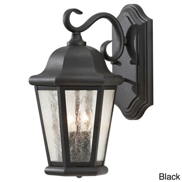 Martinsville 2 light Outdoor Wall Lantern
