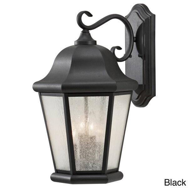 Martinsville 4 light Outdoor Wall Lantern Overstock