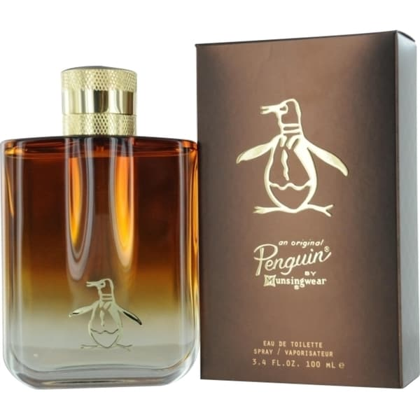 An Original Penguin Men's 3.4-ounce Eau de Toilette Spray