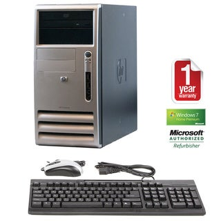 HP Compaq DC5100 3.4GHz 2048MB 160GB Win 7 Home Premium Minitower (Refurbished)