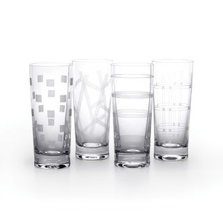 Mikasa Expressions Highball Glass (Set 4)