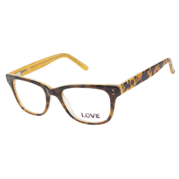 Love L746 Yellow Tort Prescription Eyeglasses