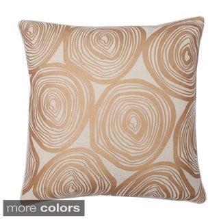 Franklin Foil Printed Down Fill Pillow