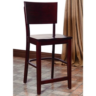 Denver Dark Mahogany Counter Stool