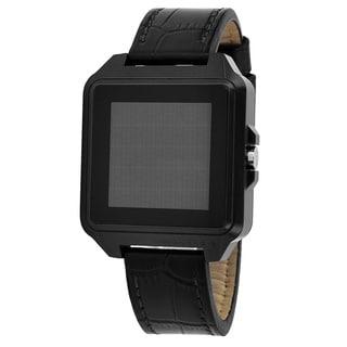 Android Men's 'Galactopus Digital' Black Watch