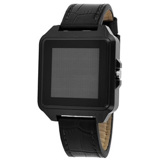 Android Men's 'Galactopus Digital' Black Watch